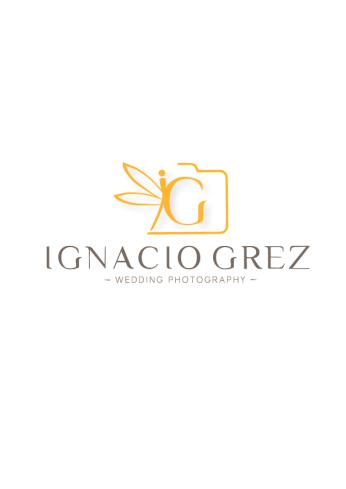 Ignacio Grez logo design http://www.ignaciogrez.com/